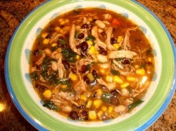 Chicken Chili, slow cooker, slow cooker recipe, recipe, recipes