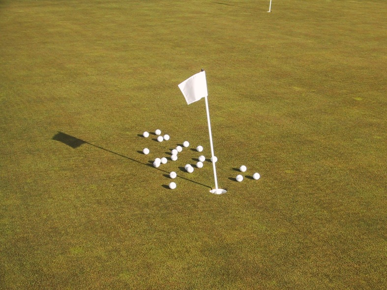 Practice is essential to improving your golf game
