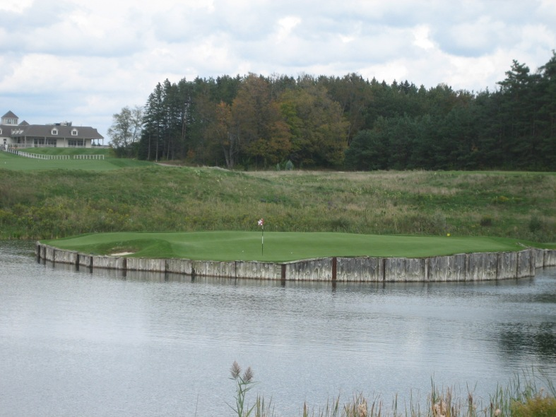 Wooden Sticks Golf Club #17 - Uxbridge, Ontario