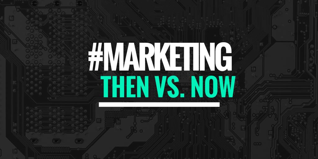 Digital Marketing - How It Has Changed